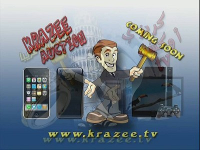 Krazee Auction