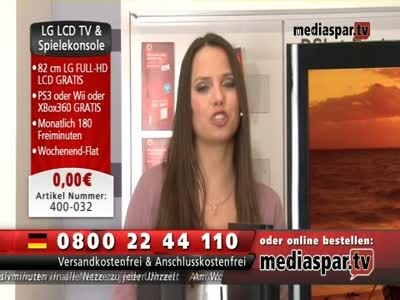 Mediaspar TV Homeshopping