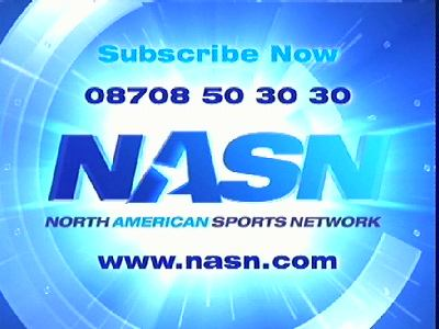 NASN UK & Ireland (North American Sports Network)