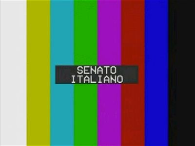 Senato italiano (Hot Bird 13C - 13.0°E)
