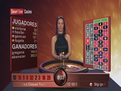 Smart Live Casino Español