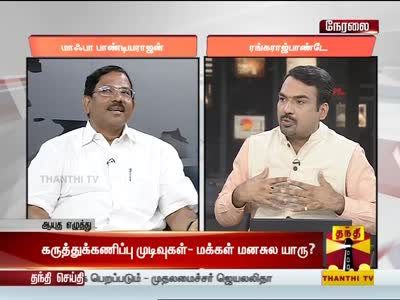 Thanthi TV News